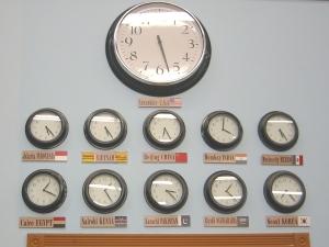 Clocks by futureatlas.com/blog/